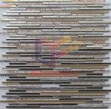 Pequenos Chips de longa faixa de vidro de design americano Mosaic (CFS709)