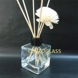 Bottiglia di vetro di vendita 100ml del diffusore quadrato caldo del profumo (ZB1178)