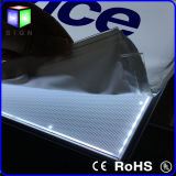 Advertizing Board를 위한 LED Frame Light Box Designed