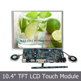 800*600 LCD Touchscreen 10.4 van de Vertoning USB de Monitor van de Duim SKD