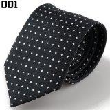 Nouveau design d' hommes à la mode DOT Cravate en polyester