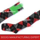 Baumwolle 100% der Frau Coloful Gefäß-Socke (UBM1055)