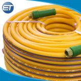 화학 수성 가스를 위한 8.5mm 3layer 20bar 힘 PVC 살포 호스