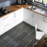 Pavimentazione domestica di superficie di cuoio delle mattonelle del vinile