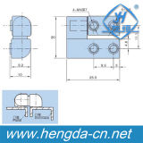 공구 산업 설비 이동할 수 있는 Pin Falg 경첩 (YH9308)