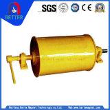 800-10000GS rouleau magnétique à tambour de Permenet/fer pour le charbon/cuivre/Presser/broyeur