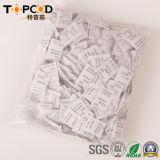2g de gel de silice de dessiccant avec l'emballage du papier composite