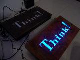 Sinal LED acrílico (MD-acho)