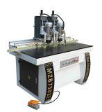 Máquinas para trabalhar madeira cabeças de dupla dobradiça Máquina de perfuração