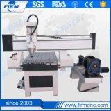 Fenster gravieren Maschine hölzernen CNC-Fräser (FM6090T)