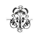 鉄の花のパネル11055の鋼鉄ロゼット