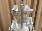 Nichtinvasive vertikale fette Frost Cryolipolysis Maschine mit dem doppelten Kinn