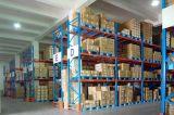 Pallet d'acciaio per il magazzino logistico