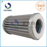 Filterk G1.0 Equipamentos de elementos de filtro de gás natural de aço inoxidável