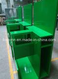 Immondizia ambientale del metallo di montaggio su ordinazione della lamiera sottile