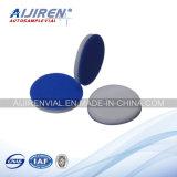 Venda quente! Septa de PTFE / Silicone para 2 ml 9-425 Válvula de HPLC 100PCS / Pack