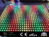 カラー可変性DMX 512 RGB休日ストリング球ライト