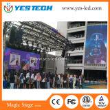 Alta luminosidade de cor total publicidade exterior Visor LED