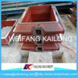 Cadres de sable de haute sécurité, flacon de Molulding, produit malléable de cadre de moulage de sable de fer de fonte grise