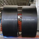 Transportband van het Koord van het staal de RubberMet anti-Scheurt Structuur Ironring