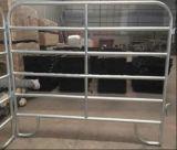 Американский стандарт 5ftx12футов оцинкованных лошадь Corral панель/используется панель домашнего скота