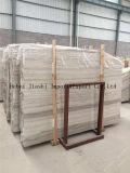 Белый цвет Crystal деревянные мрамора