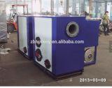 Macchina dell'aria calda del combustibile della pallina della biomassa