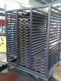 Высокоскоростно тщательно разработают покрашенные плитки крыши отливая в форму линия