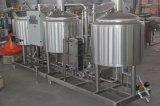 ホーム醸造の商業クラフトの醸造のための工場供給の最もよい価格の窪みの版によって冷却される発酵槽