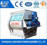 Machine adhésive de mélangeur de double tuile d'arbre
