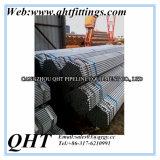 Tuyau d'acier pré-galvanisé non-secondaire pour la serre