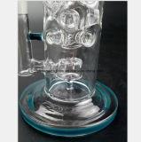 7.87 Zoll-Glaspfeife des Filter-Wiederanlauf-Wasser-Rohres