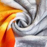 Custom дизайн печати на пляже из микроволокна полотенце