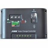 Le contrôleur solaire de charge de PWM-10A 12V/24V avec la pleine DEL indiquent 10I-Ec