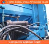 Donfeng 10 CBM 4X2のコンパクターのごみ収集車