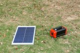 Fuera de la red del sistema de Energía Solar generador de energía Solar Panel Solar para el Camping
