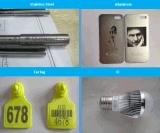 PE de online Productie van de Graveur van de Laser van de Pijp van pvc