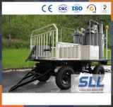 トレーラーのタイプ油圧二重シリンダー熱可塑性のペンキの予熱器