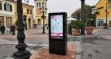 55-дюймовый ЖК-дисплей для установки вне помещений Digital Signage киоск