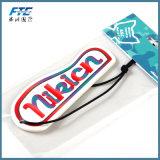 Papierauto-Luft-Erfrischungsmittel mit kundenspezifischem Geruch