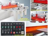 Madera de precisión Panel de sierra alternativa Máquina