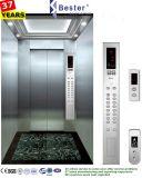 작은 기계 룸 주거 시리즈를 가진 고속 전송자 엘리베이터