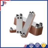 De roestvrij staal Gesoldeerde Warmtewisselaar van de Plaat Met Materiaal 316L/304 in China