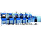 Sola de borracha automática máquina de prensagem hidráulica