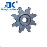 Het aangepaste Aluminium en Staal CNC die Toestel het machinaal bewerken trekken langs