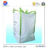 Grand sac de ciment d'emballage