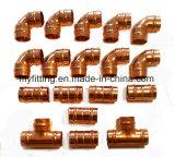 구리 Press Fittings Solder Ring Coupling 15mm와 22mm