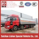 8*4 caminhão tanque de óleo combustível veículo-cisterna FAW 30t do caminhão-tanque de combustível