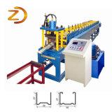C U máquina de formación de la luz de espárrago de acero