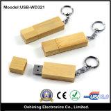 Bastone di legno di memoria del USB (USB-WD321)